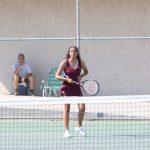 Girls Varsity Tennis vs Cerritos 9/5/17