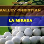 Girls Varsity Golf Defeats La Mirada