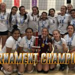 Girls JV Volleyball Cruises To Championship