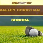 Girls Varsity Golf Defeats Sonora