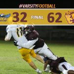 Varsity Football Defeats Rancho Christian