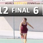 Girls Tennis Defeats Tarbut V'Torah