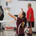 Girls FS Volleyball vs Whittier Christian 9/26/17