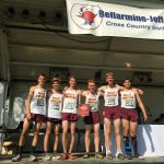 Boys Cross Country Finishes 2nd
