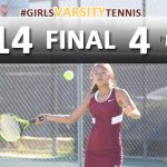 Valley Christian/Cerritos Girls Varsity Tennis beat Heritage Christian 14-4