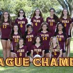 Girls FS Volleyball League Champs