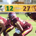 JV Football Defeats Monrovia