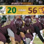 Varsity Football Defeats Monrovia