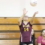 Girls FS Volleyball Tournament 10/14/17