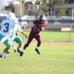 JV Football vs Monrovia 10/20/17