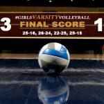 Girls Varsity Volleyball Defeats Heritage Christian
