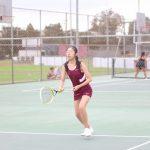 Girls Varsity Tennis vs Segerstrom 10/31/17
