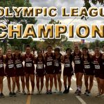 Girls JV Cross Country Wins League Championship