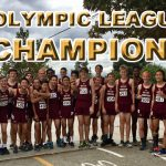 Boys JV Cross Country Wins League Championship