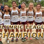 Girls Varsity Cross Country Wins League Championship