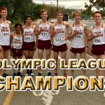 Boys Varsity Cross Country Wins League Championship