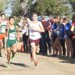 Ryan Vreeke Makes Cross Country History