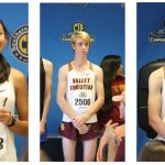 CIF Finals Cross Country Medalists