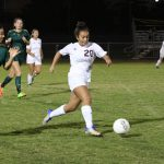 Girls JV Soccer Defeats Ontario Christian