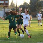 PHOTOS: Girls JV Soccer vs Ontario Christian 11/30/17
