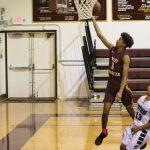 Boys Varsity Basketball Defeats Perris