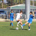 PHOTOS: Girls Varsity Soccer vs Charter Oak 12/29/17