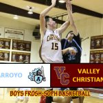 Boys FS Basketball Defeats Arroyo