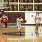 PHOTOS: Boys Varsity Basketball vs Village Christian 1/12/18