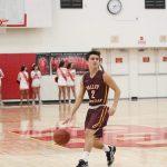 PHOTOS: Boys Varsity Basketball vs Whittier Christian 1/16/18