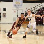 PHOTOS: Boys Varsity Basketball vs Heritage Christian 1/23/18