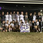 Girls Soccer Raises $5012 For Cancer Research