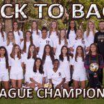 Girls Soccer League Champs