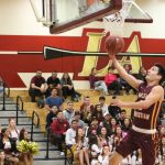 PHOTOS: Boys Varsity Basketball vs La Serna 2/14/18