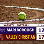 Varsity Softball Defeats Marlborough