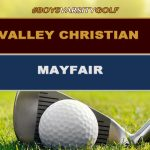 Boys Varsity Golf Defeats Mayfair