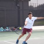 PHOTOS: Boys Varsity Tennis vs California 3/12/18