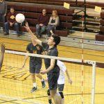 Boys Varsity Volleyball Picks Up 2 Wins