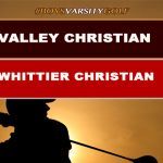 Boys Varsity Golf Defeats Whittier Christian
