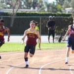 Track and Field Sweeps Maranatha