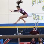 PHOTOS: Gymnastics vs Millikan 3/28/18