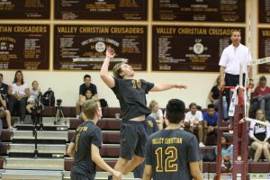 PHOTOS: Boys JV Volleyball vs Millikan 4/10/18
