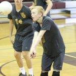 Boys Volleyball Stays Atop League Standings
