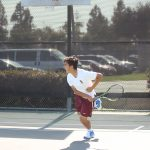 Boys Tennis Defeats Fairmont Prep