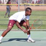 Boys Tennis Defeats Whittier Christian
