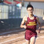 Boys Varsity Track Defeats Whittier Christian