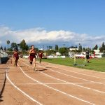 Girls Track Defeats Whittier Christian