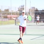 Boys Tennis Defeats Tarbut V'Torah