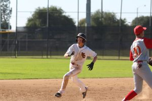 PHOTOS: JV Baseball vs Whittier Christian 4/26/18