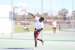 PHOTOS: Boys Tennis vs Tarbut V'Torah 4/26/18