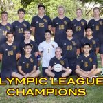 Boys Volleyball Wins League Championship